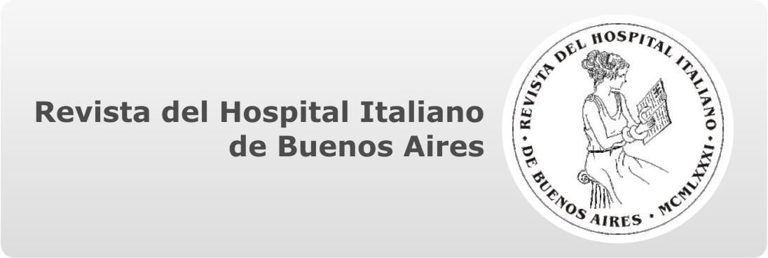 Revistas del Hospital Italiano